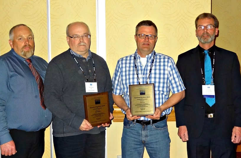 Operational Excellence Award Winners